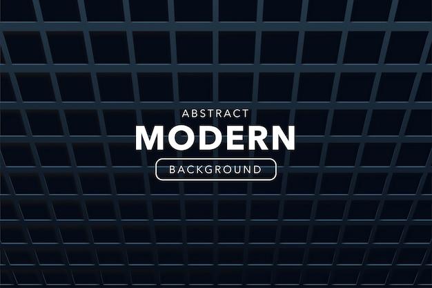 3 d図形と抽象的な現代的な背景 無料ベクター