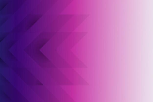 紫色の3 dモダンな背景デザイン 無料ベクター