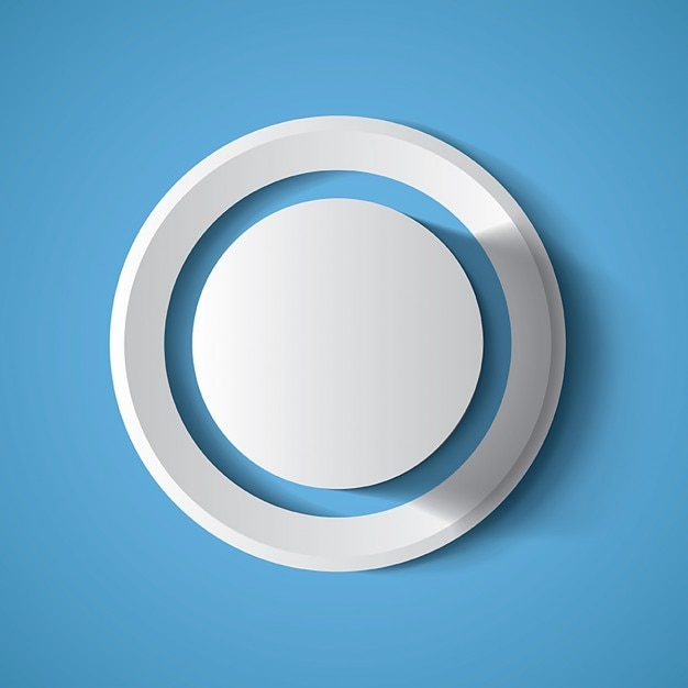 3d circle Vector | Free Download