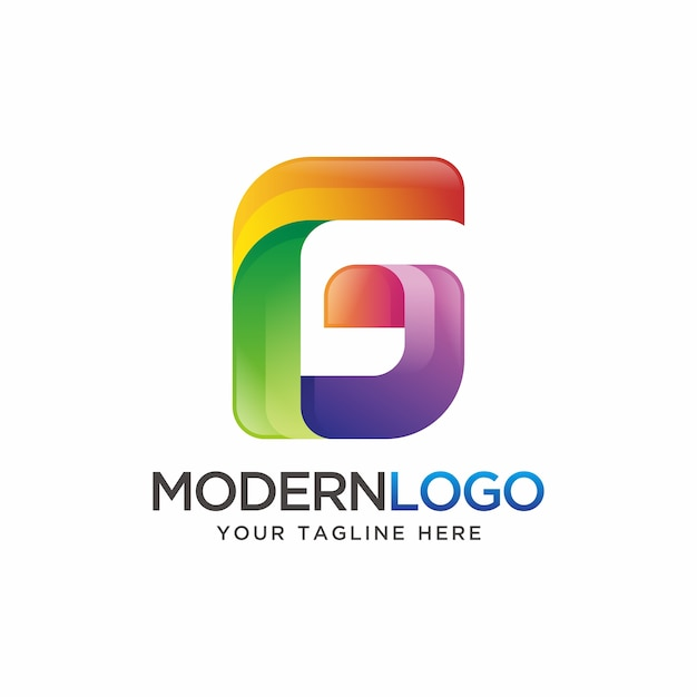 premium vector 3d modern letter g logo design https www freepik com profile preagreement getstarted 2170614