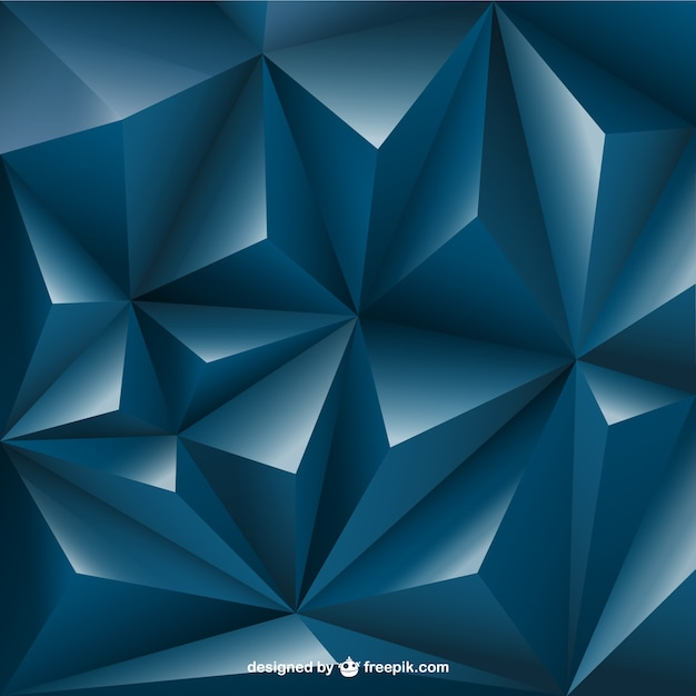 3d triangle background vector free download 3d design free