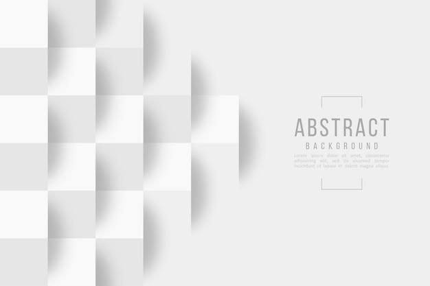 3d бумага стиль пирамиды фон Бесплатные векторы