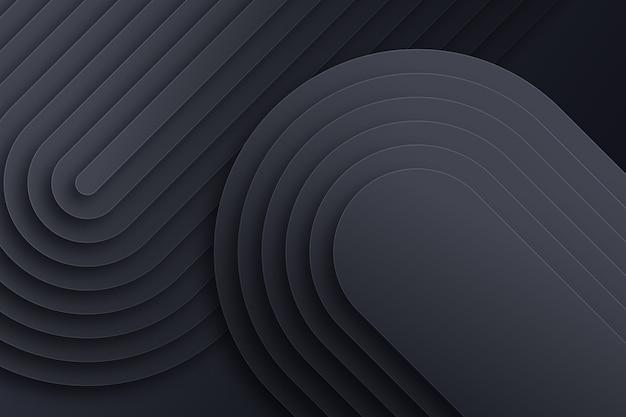 3d бумага стиль соблазнительный дизайн в слоях Бесплатные векторы