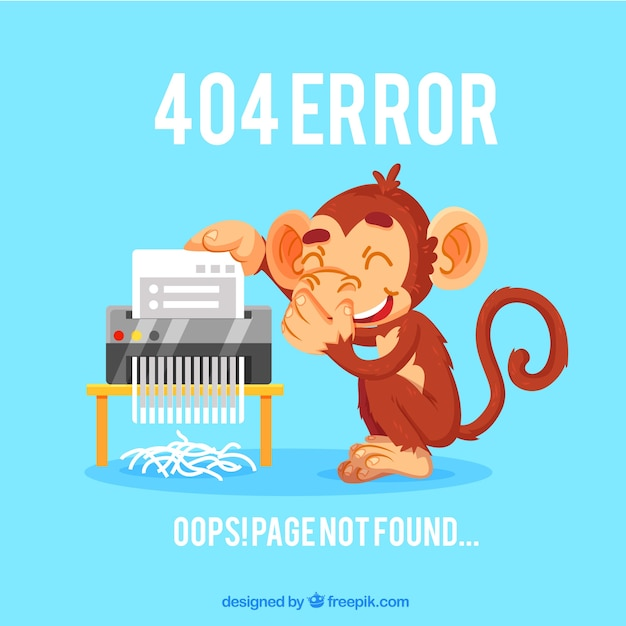 Download Free Vector for Commercial Use-Monkey Cartoon TeesLab