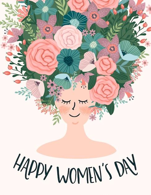 плитку международный женский день рисунок таким человеком