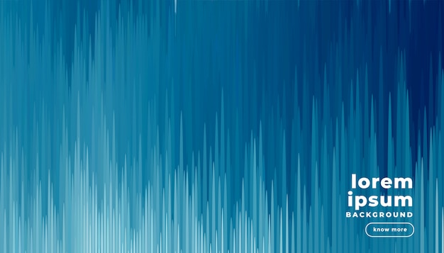 デジタルブルーグリッチアート効果の背景 無料ベクター