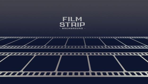 シネマフィルムストリップリール視点背景 無料ベクター