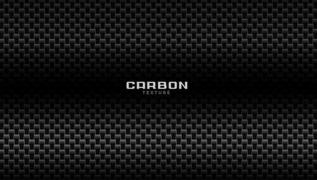 Темный абстрактный фон из углеродного волокна Бесплатные векторы