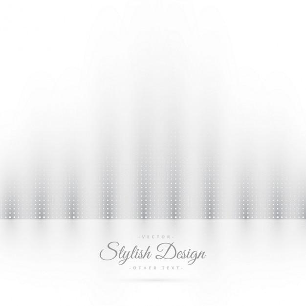 美しい抽象的な白い背景 無料ベクター