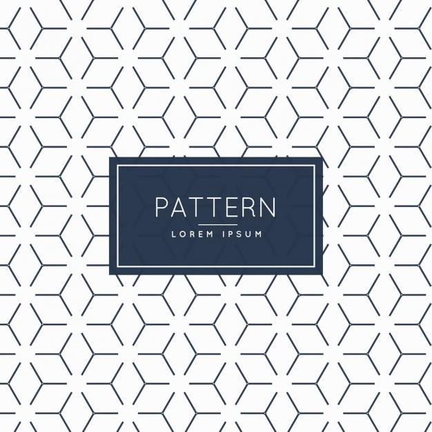抽象最小限のパターン背景 無料ベクター