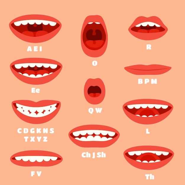 английский в картинках губа