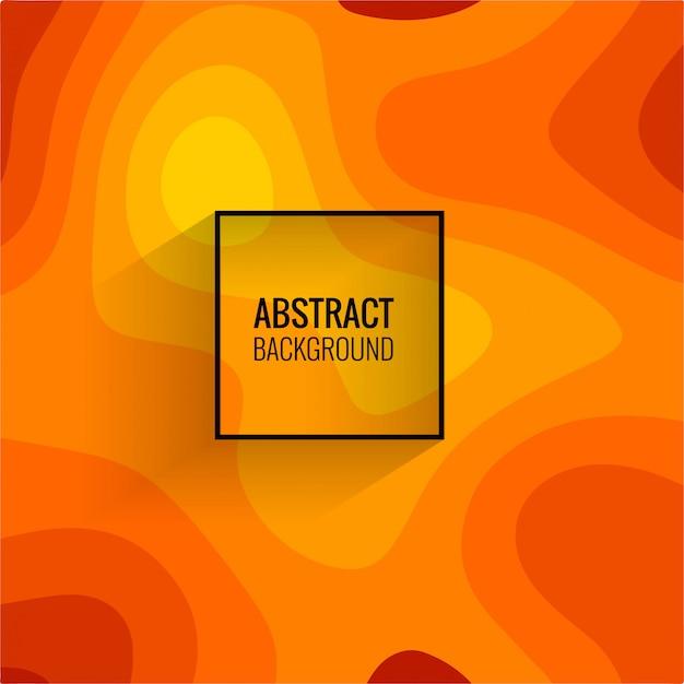 抽象的なカラフルなペーパーカットの背景ベクトル 無料ベクター