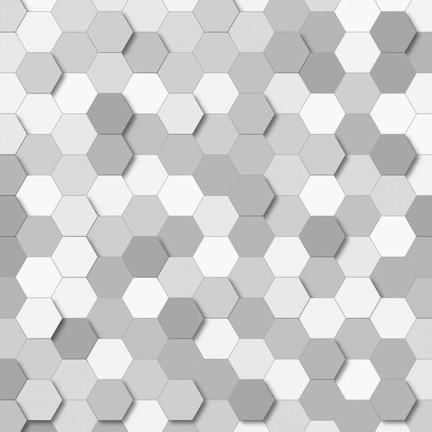 分子構造抽象技術 無料ベクター