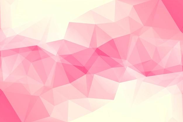Современный абстрактный фон многоугольной Бесплатные векторы