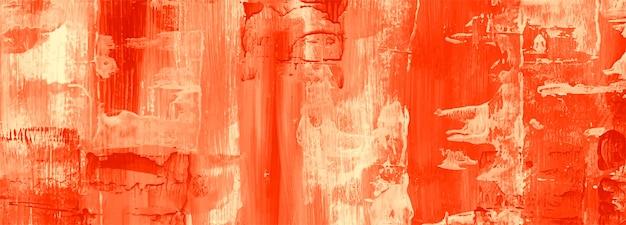 抽象的なカラフルな水彩テクスチャバナーの背景 無料ベクター