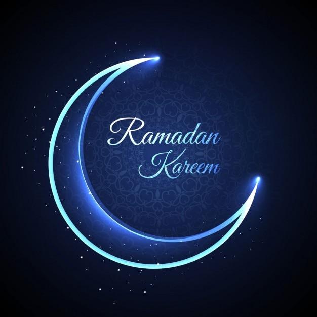 Фото с надписью рамадан
