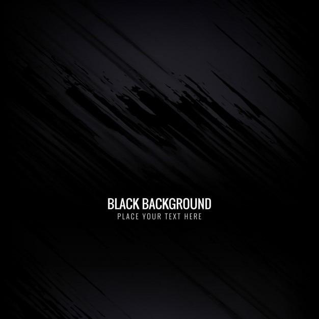 黒色背景 無料ベクター