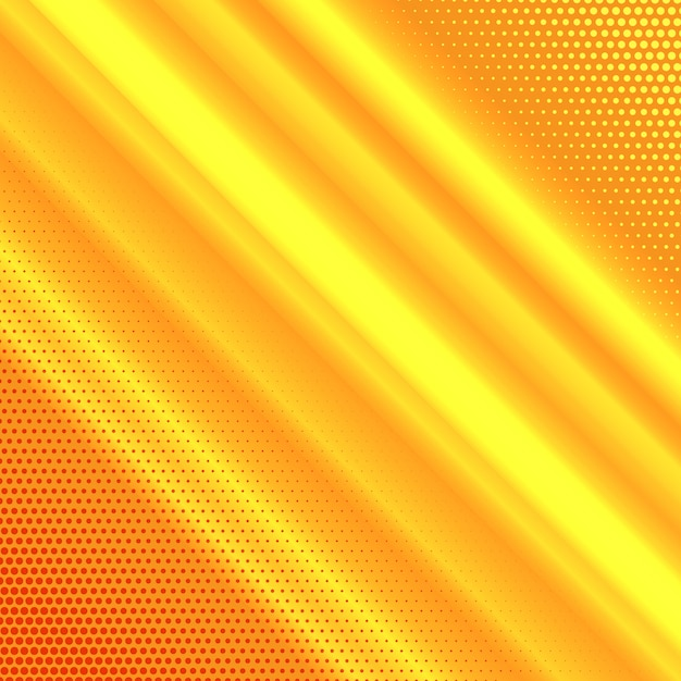 Абстрактный фон с дизайном полутоновых точек Бесплатные векторы