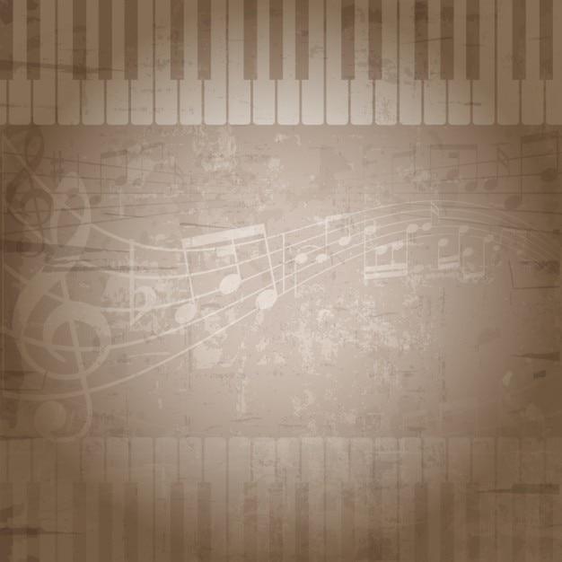 Вектор пианино 2