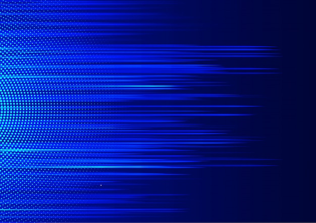 Абстрактный фон движения Бесплатные векторы