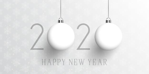 新年あけましておめでとうございます安物の宝石バナー 無料ベクター