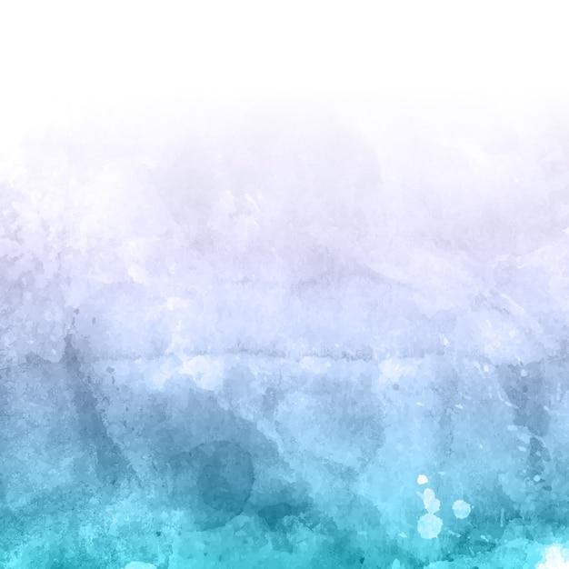 水彩テクスチャ背景 無料ベクター