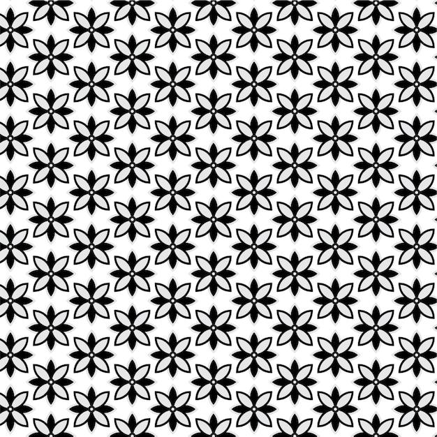 美しくてユニークなモダンな幾何学的なシームレスパターン Premiumベクター