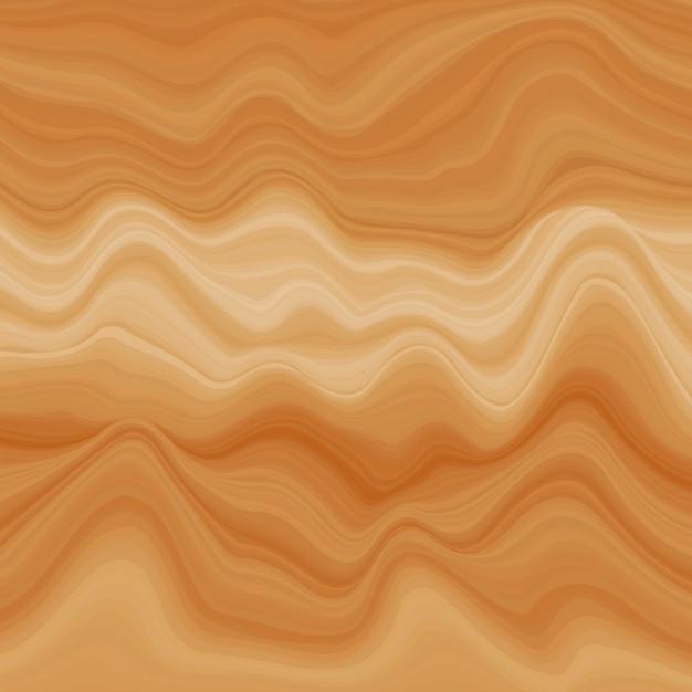 抽象的な茶色木目テクスチャ背景 Premiumベクター
