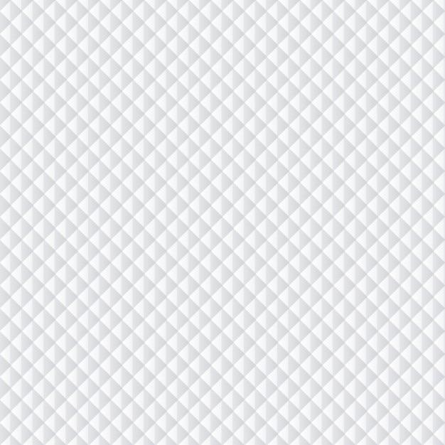 白菱形パターン 無料ベクター