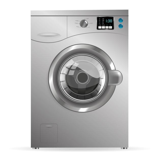 ベクトル洗濯機 Premiumベクター