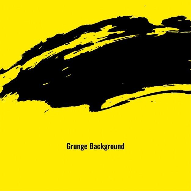抽象的な明るいグランジ背景デザイン 無料ベクター