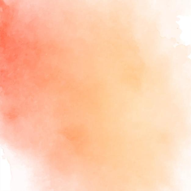 Абстрактная акварель декоративный фон Бесплатные векторы