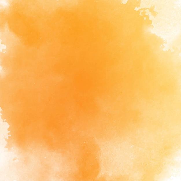 抽象的な水彩テクスチャ背景 無料ベクター
