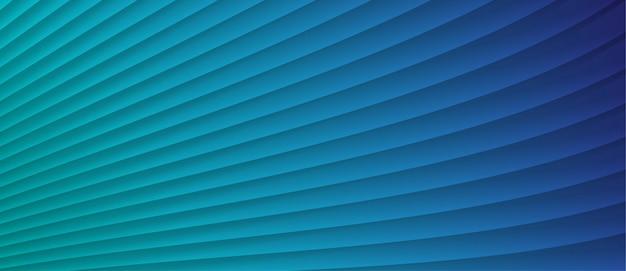 抽象的なグラデーションスタイルの背景コレクション Premiumベクター