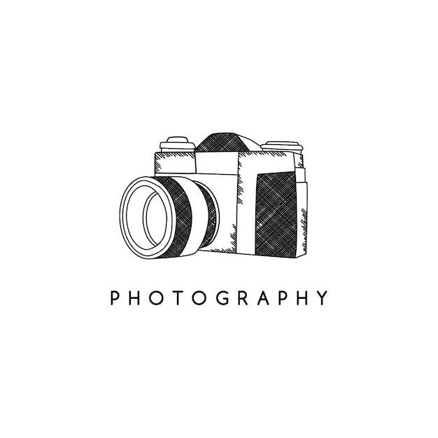 写真のカメラのテーマ Premiumベクター