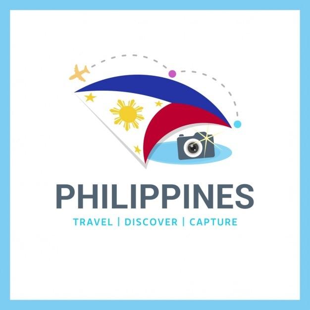 Символ филиппины путешествия Бесплатные векторы