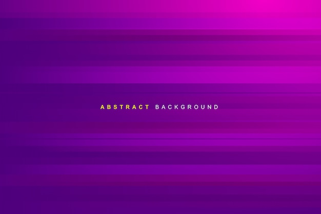 Фиолетовый абстрактного современного яркого градиента текстуры полос Premium векторы