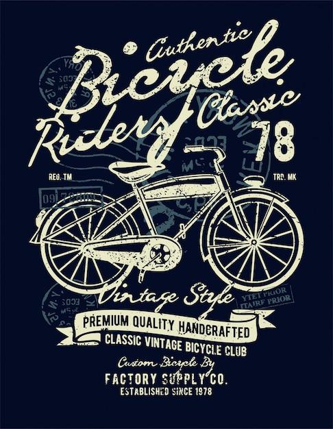 自転車 Premiumベクター