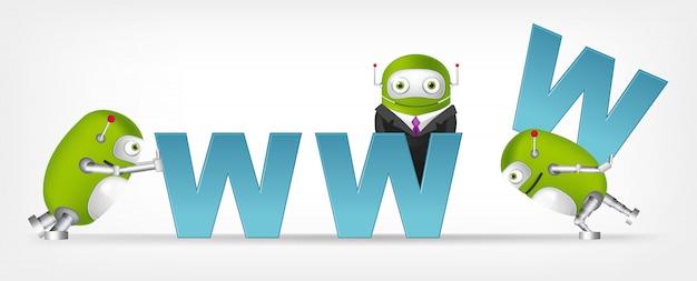 ウェブ開発 Premiumベクター