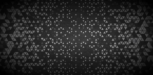 黒の抽象的な背景 Premiumベクター