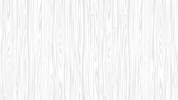 Деревянная белая мягкая поверхностная предпосылка, текстура древесины планки Premium векторы
