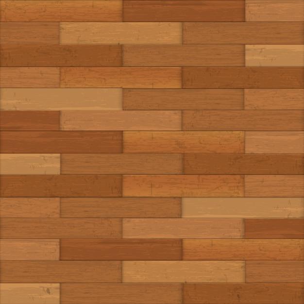 木製の背景 Premiumベクター