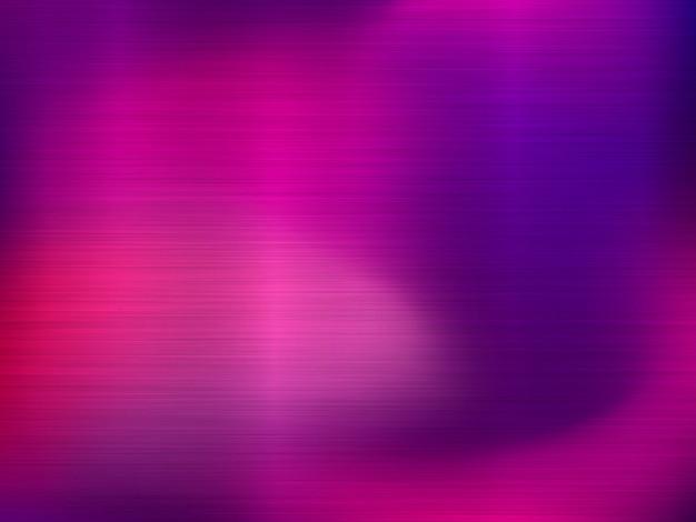 金属の抽象的なピンクのカラフルなグラデーション技術の背景に磨き、テクスチャ、クロム、銀、鋼、アルミニウム Premiumベクター