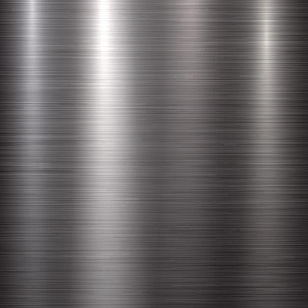 金属のテクスチャ技術の背景 Premiumベクター