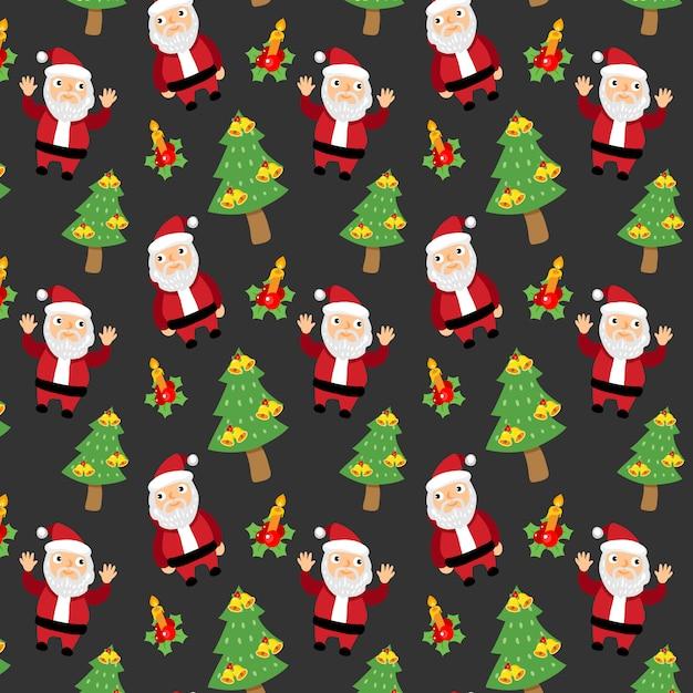 クリスマスベクトルコレクションデザイン Premiumベクター