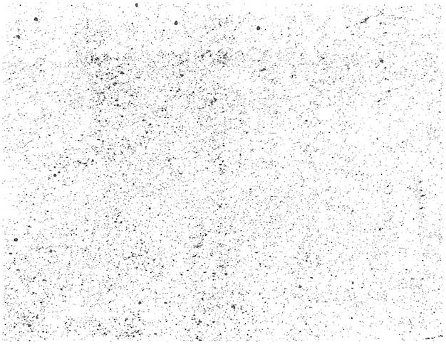 粒子の粗いオーバーレイテクスチャ Premiumベクター