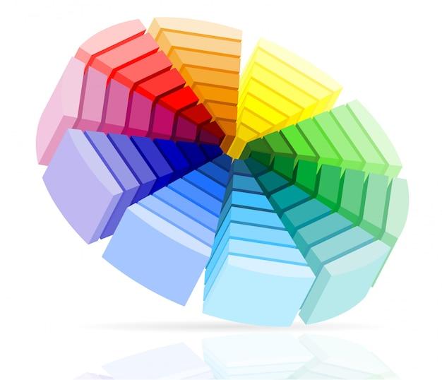 カラーパレット Premiumベクター