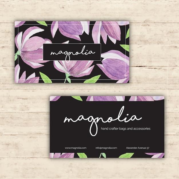 Картинки для визитки цветочного магазина
