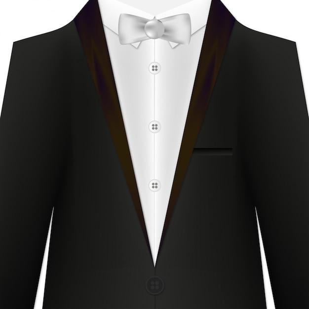 Дизайн свадебного платья Premium векторы