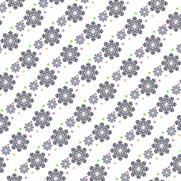 パターンの背景デザインベクトル 無料ベクター